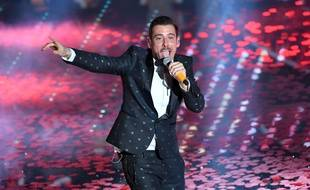Francesco Gabbani, candidat de l'Italie à l'Eurovision 2017.