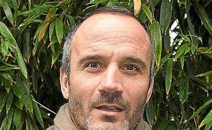 L'ancien joueur de l'OM Eric Di Méco.