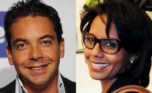 Les journalistes Patrick Cohen et Audrey Pulvar présenteront la matinale de France Inter à la rentrée de septembre 2010.
