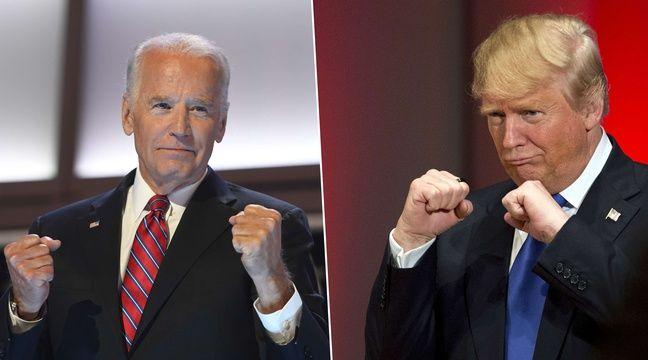 Présidentielle américaine (J-46) : Biden en tête mais Trump remonte en  Floride... Une nouvelle femme accuse le président américain...