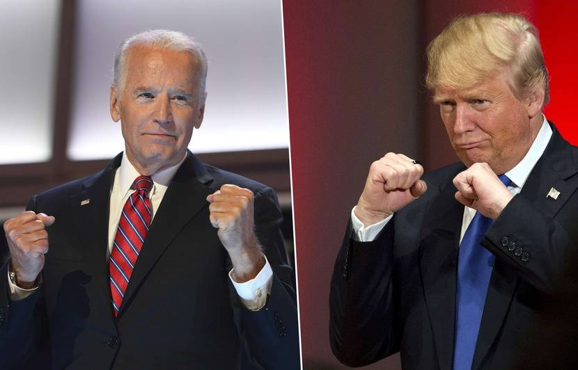 VIDEO. Donald Trump vs Joe Biden: Les meilleures punchlines du duel qui se  profile pour 2020