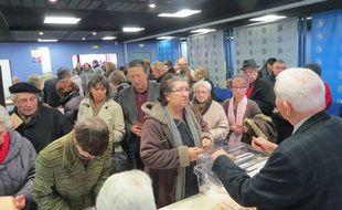 A Sablé sur Sarthe, les électeurs de droite se mobilisent pour le 2e tour de la primaire