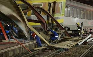 L'accident de train en gare de Brétigny-sur-Orge (Essonne) le 12 juillet a fait sept morts et de nombreux blessés.