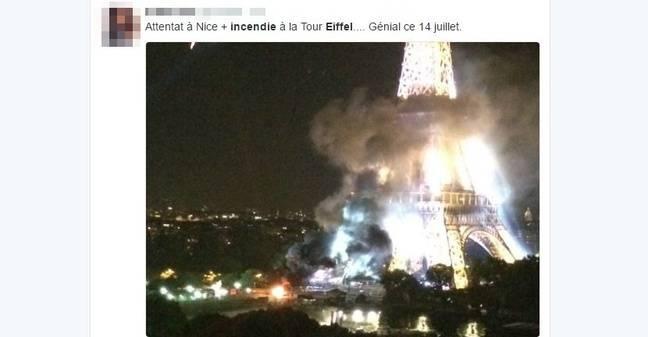 Extrêmement Attentat à Nice: Rumeurs et mauvaises blagues polluent les  ES82