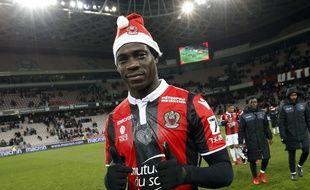 Mario Balotelli plus populaire que le Père Noël à l'Allianz Riviera.