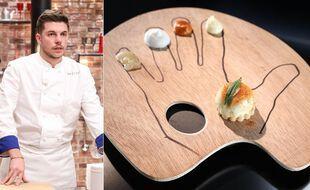 Matthias a ébloui le jury de « Top Chef » avec son « apologie de l'excès »