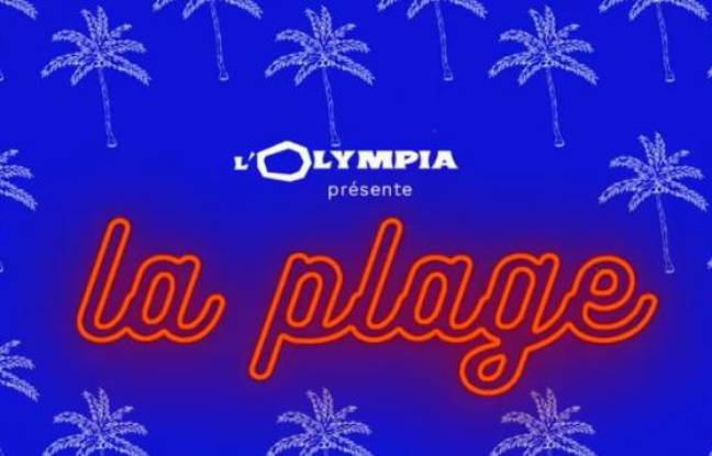 Visuel officiel du spot éphémère de l'Olympia