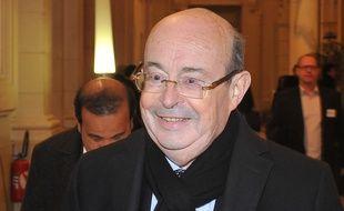 L'ex-maire de Tours Jean Germain, le 26 mars 2015.