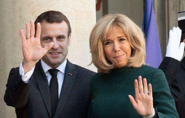 «On a certainement minimisé» l'affaire Benalla, reconnaît Brigitte Macron