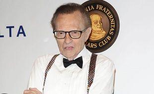 Larry King s'est éteint à l'âge de 87 ans