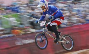 Joris Daudet, lors des jeux olympiques européens qui ont lieu à Bakou, le 26 juin 2015.