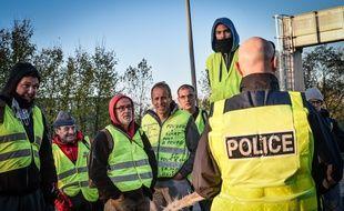 Les blocages se poursuivent ce mardi en Gironde.