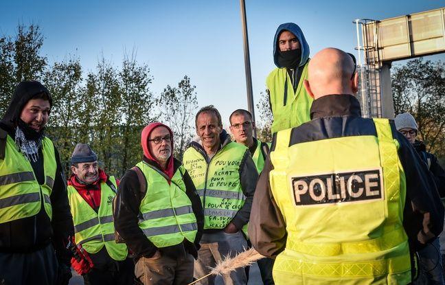 «Gilets jaunes» à Bordeaux: Encore des blocages ce mardi sur l'A10, l'A62, l'A63