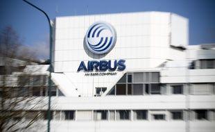 Blagnac, le 19 février 2013. Siège social du groupe aéronautique AIRBUS/ EADS;