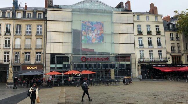 Nantes : Fermé depuis le 10 mars, le Gaumont entame plusieurs mois