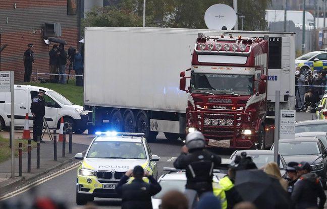 Camion charnier de Londres : Le chauffeur plaide coupable d'homicides involontaires