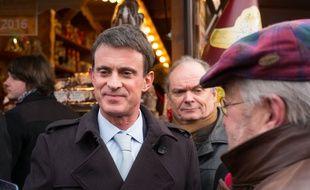 Manuel Valls se présentait dans la 1ere circonscription de l'Essonne.