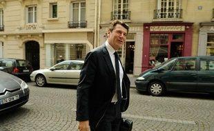 Christian Estrosi à Paris, le 30 mai 2012.