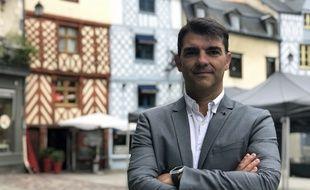 Le candidat de la droite et du centre Charles Compagnon est arrivé en troisième position au second tour des municipales à Rennes.