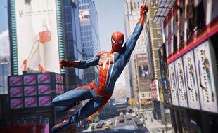 «Spider-Man» sur PS4, ou l'ivresse des hauteurs