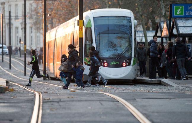 Nantes: Les transports seront de nouveau coupés dans l'hypercentre, jeudi