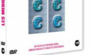 """DVD du documentaire """"Les médicamenteurs"""" aux Editions du Montparnasse."""