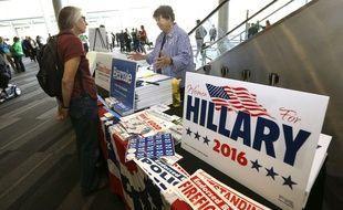 La convention démocrate se tiendra du 25 au 28 juillet.
