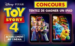 Jeu concours Toy Story 4