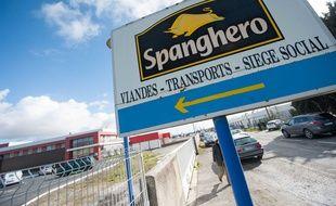L'usine Spanghero