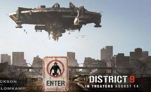 Le film District 9, du réalisateur sud-africain Neill Blomkamp, produit par Peter Jackson