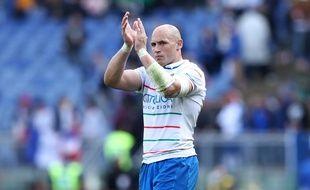 Sergio Parisse envisage de disputer un dernier Tournoi avec l'Italie.