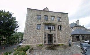 L'ancien tribunal de Saint-Malo est à vendre avec une mise à prix fixé à 1,248 million d'euros.