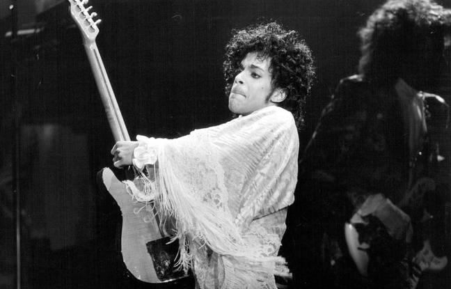 Prince, le 25 décembre 1984