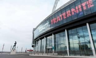 La sécurité sera renforcée mardi au stade Wembley.