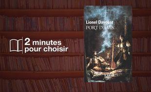 «Port d'âmes» par Lionel Davoust chez Folio Science Fiction (688 p., 9,30€)