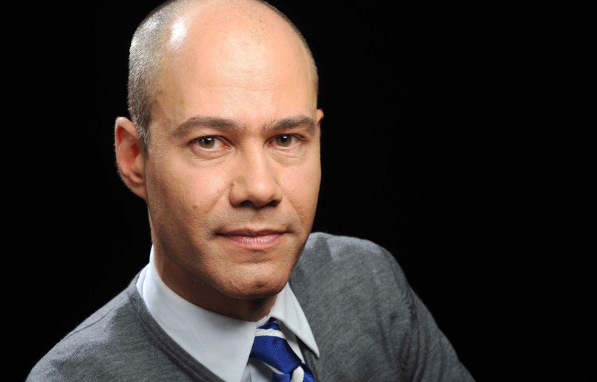 Le journaliste Laurent Léger. – BALTEL/SIPA