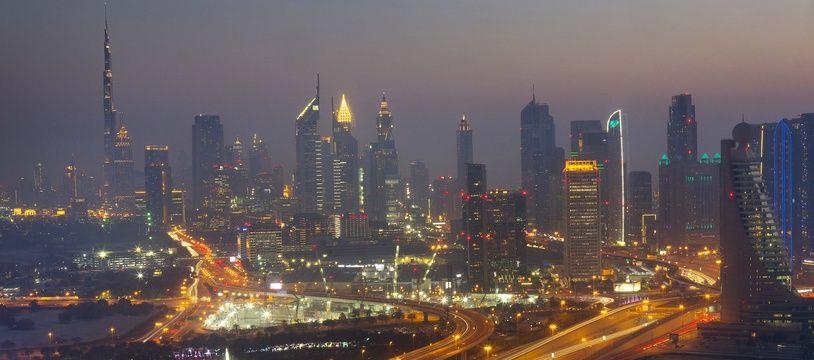 Dubaï, aux Emirats arabes unis (illustration).