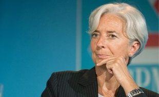 Christine Lagarde est favorite pour succéder à DSK à la direction du FMI.
