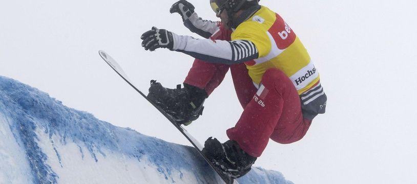 Pierre Vaultier a réussi à conserver son titre olympique à Pyeongchang.