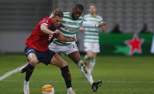 Le Losc et le Celtic s'affrontent jeudi à Glasgow  en Ligue Europa