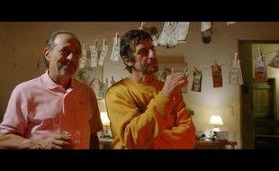 Guillermo Francella et Diego Peretti dans «Le Braquage du siècle» d'Ariel Winograd