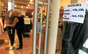 Des députés LREM veulent «rattraper notre retard» sur d'autres capitales européennes en matière d'ouverture le dimanche.