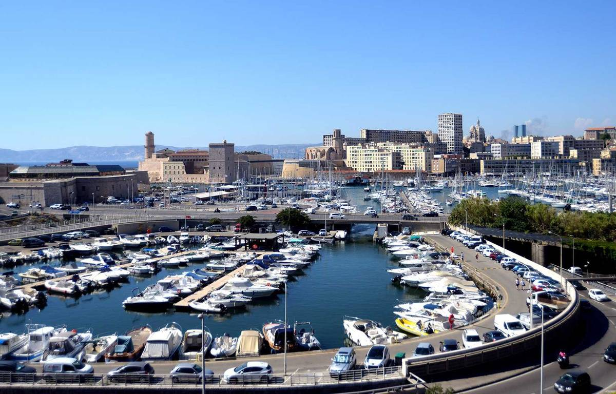 Le rassemblement se tiendra sur le Vieux-port de Marseille, mardi. – ROUSSEL/SIPA