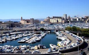 Le rassemblement se tiendra sur le Vieux-port de Marseille, mardi.