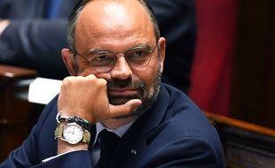 Edouard Philippe à l'Assemblée nationale, le 10 septembre 2019.
