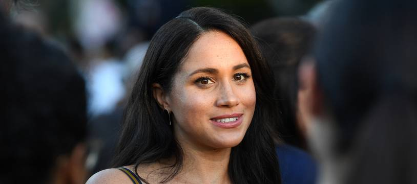 L'ancienne actrice Meghan Markle