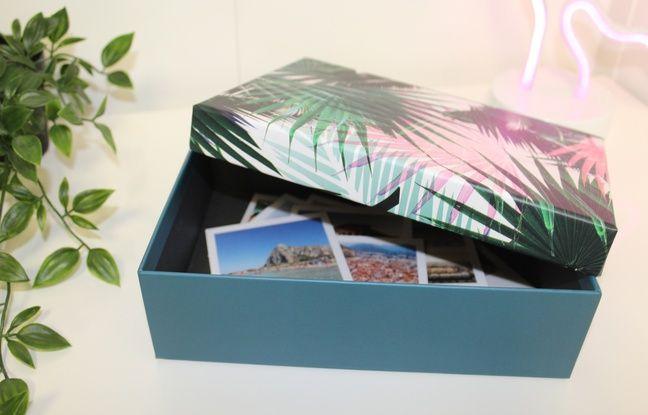 Un côté écolo avec des tirage sur papier 100% recyclé.