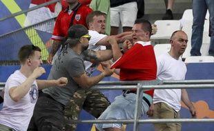 De nombreuses bagarres avaient éclaté avant et pendant Russie-Angleterre.