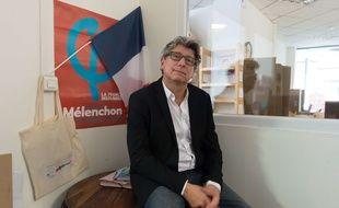Eric Coquerel, député de la France Insoumise dans la 1ère circonscription de Seine-saint-Denis.