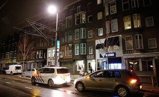 Des munitions découvertes dans l'appartement de Rotterdam dans lequel logeait Anis B.